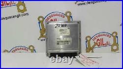 2354096 boîtier moteur uce bmw 5 touring 530 d (184 cv) 1998 572636