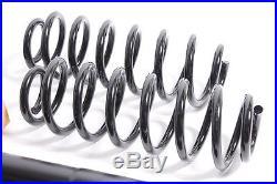 2 Stoßdämpfer + Serien Federn verstärkt + Domlager BMW 5 Touring E39 HINTEN