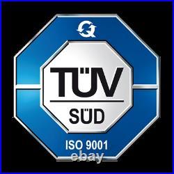 2x Amortisseurs Avant + Ressort Suspension pour BMW 5 Touring 525 I 2000-2004