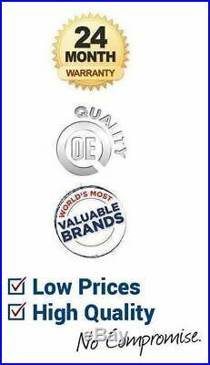 2x Amortisseurs avant + Bobine Ressorts pour BMW 5 Touring 525 I 2000-2004