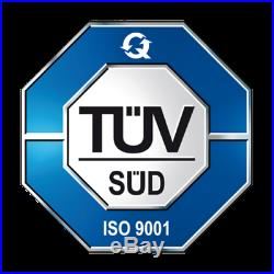2x Essieu Avant Roulements Roue Pour BMW 5 Touring (E39) 520d 2000-2003