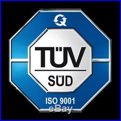 2x Essieu Avant Roulements Roue Pour BMW 5 Touring (E39) 530 I 2000-2004