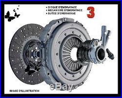 3 PIECES KIT D'EMBRAYAGE BMW SERIE 5 Touring E39 520 i 150 CV Réf 21217523620
