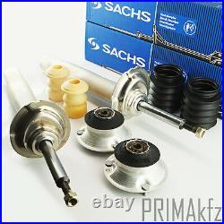 6x Sachs Amortisseur Palier de Jambe Pare-Chocs avant Pour BMW 5er E39 + Touring