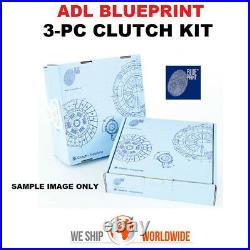 ADL BLUEPRINT 3-PC Kit Embrayage pour BMW 5 Touring (E39) 523 I 1998-2000