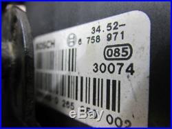 BMW 5 TOURING (E39) 530d BLOC HYDRAULIQUE ABS Appareil de Commande 3452 6758971