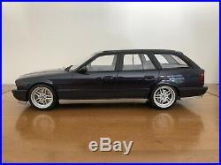 BMW E34 118 M5 Touring Phase 2 Otto Mobile OT198 @ E28 E39 530i 530d