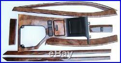 BMW E39 Faire Iris Ornementales Soude Touring Noyer Moulures Déco