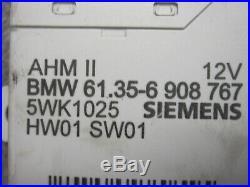 BMW E39 Touring Attelage de Remorque Amovible E-Set