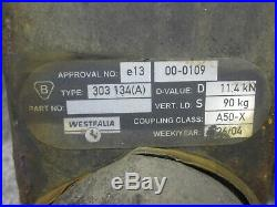BMW E39 Touring Attelage de Remorque Amovible E-Set 6908767
