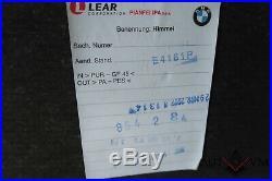 BMW E39 Touring Break Ciel de Toit Noir Original sans Toit Ouvrant