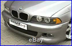 BMW Original Rieger OEM E39 1997-2003 Série 5 Sedan ou Touring Gtm Pare-Chocs