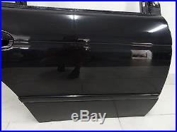 BMW Série 5 E39 TOURING Porte arrière droite côté passager noir cosmos mél. +