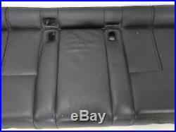 BMW Série 5 E39 TOURING banquette arrière siège partie inférieure cuir