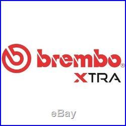 BREMBO Essieu Avant Frein Disques + Set Plaquettes Pour BMW 5 Touring (E39) 528