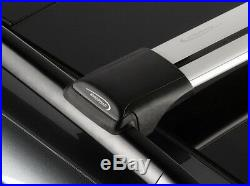 Barres de Toit Aluminium Whispbar BMW Serie 5 Touring (E39) Balustrade 00-04