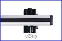 Barres de Toit pour BMW Série 5 E39 Touring Break 97-03 130cm Aluminium 75kg