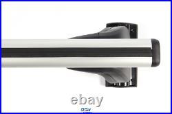 Barres de toit BMW 5 E39 Touring break 97-03 avec points de fixation ALU 120cm