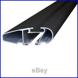 Barres de toit alu Thule WingBar EVO pour BMW Serie 5 berline E39 notice incluse