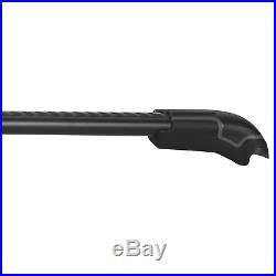 Barres de toit alu Thule WingBar Edge pour BMW Serie 5 Touring E39 article neuf