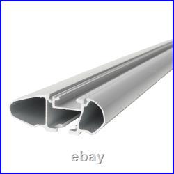 Barres de toit aluminium pour BMW Serie 5 Touring type E39 Thule WingBar EVO