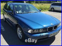 Bmw 530 D Touring 10 / 2000 (e39) Diesel Bva 248.000 Kms 3.0 193 Ch