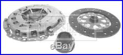 Borg N Beck 3PC Kit Embrayage pour BMW 5 Touring 520 I 2000-2004