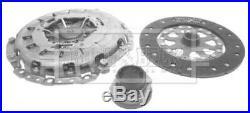 Borg N Beck 3PC Kit Embrayage pour BMW 5 Touring 525 I 2000-2004