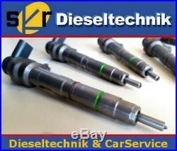 Bosch Injecteur 0445110047 Injecteur 0986435022 BMW E39 E46 330d 530d X5 730d