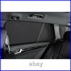 Brise-Vue Crème Solaire Pour BMW 5-Serie E39 Touring 1996-2003 6-teilig