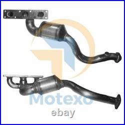 Catalyseur BMW 530i 3.0i E39 Touring (M54 moteur cyl 1-3) 9/00-4/04 LHD