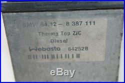 Chauffage Webasto Appoint BMW E39 520d Touring Bj. 01/64.12-8387111/64252B