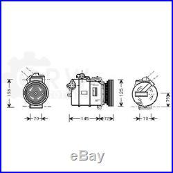 Compresseur Climatisation Compresseur D'Air BMW 5er Touring E39