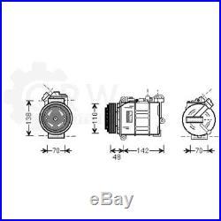 Compresseur Climatisation Compresseur D'Air BMW 7er 5er Touring E38 E39