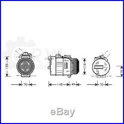 Compresseur Climatisation Compresseur D'Air BMW Série 3 Coupé Touring E38