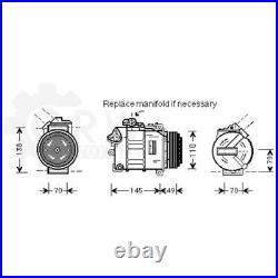 Compresseur Climatisation Compresseur D'Air Pour BMW 5er Touring