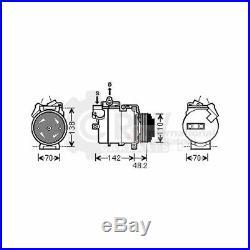 Compresseur Climatisation pour BMW 5er Touring E39 E38 535i M 4.9