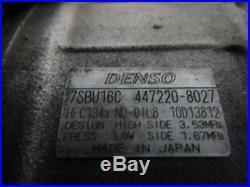 Compresseur clim BMW SERIE 5 (E39) TOURING 530d Diesel /R24385887