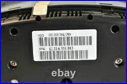 Compteur de Vitesse Combiné Instrument Diesel 88311242 BMW 5 Touring (E39) 525D