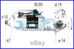 DEMARREUR BMW SERIE 5 Touring (E39) 540 i 210KW 286CV 01/199705/04 EM350G V114