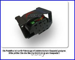 Dte Pedal Box Plus Avec Appsteuerung pour BMW 5 Touring E39 1996-2004 150PS