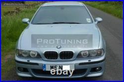 E39 95-03 Avant Pare-Choc M5 (Berline, Touring) Plastique ABS Noir Pdc