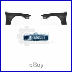Fender Clignotant Droite et Gauche pour BMW 5er E39 95-04 Limousine Touring