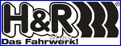 H+R Ressorts Essieu Avant BMW 5er E39 5 / D Touring 525D, 530D 29791-4