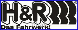 H+R Ressorts Essieu BMW 5er E39 5 / D Touring 520, 523, 525, 528, 530 29791-2