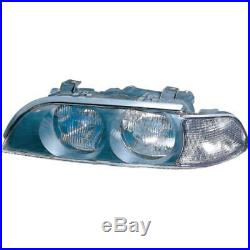 Halogène Phares Phares Kit H7 pour BMW 5er Touring Incl. Ampoules