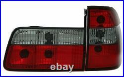 Hátsólámpa a BMW E39 95-00 TOURING Red Smoke-hez LTBM30EZ XINO FR