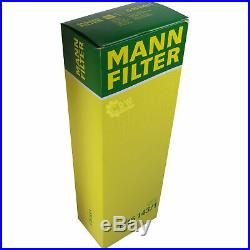 Inspection Set Mann-Filter Kit 5W30 Longlife Huile Moteur pour BMW 5er Touring