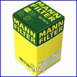 Inspection Set Mann-Filter Kit 5W30 Longlife huile moteur De BMW 5er Touring E39