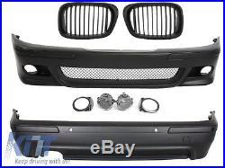Kit Carrosserie BMW 5ER E39 Break Touring Avant 97-03 M5 Look Pare-Choc+Calandre